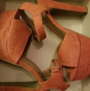 Size 8 heel